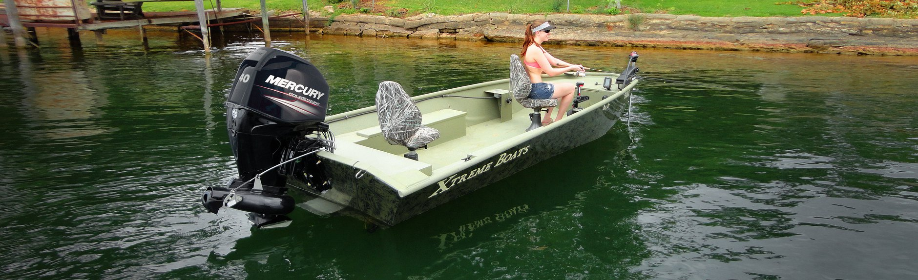 Jet 25 - 40 HP Outboards